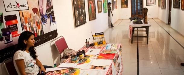 Gallery View of Art Moda 2011